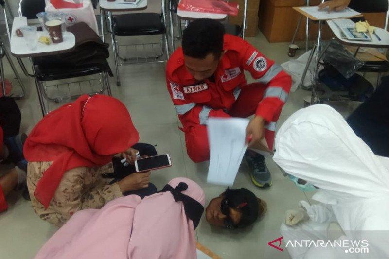 PMI-ICRC kenalkan dasar forensik untuk jurnalis dan relawan