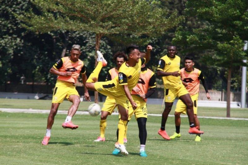 Bhayangkara FC tidak gentar menghadapi pemuncak klasemen Liga 1