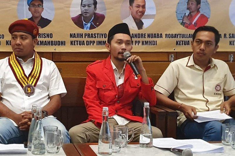 Revisi UU KPK, Organisasi Kepemudaan Cipayung Plus berikan dukungan
