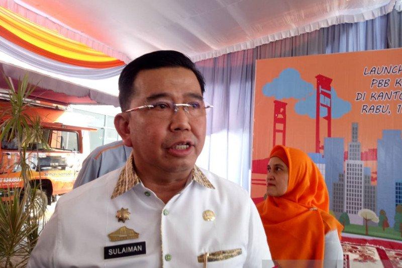 Pemkot Palembang  revisi kebijakan e-tax