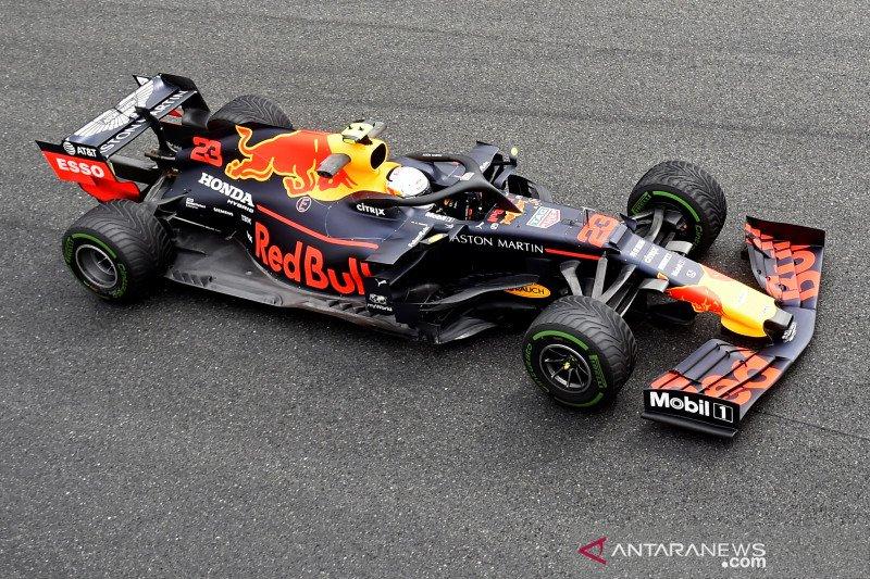 Bos Toro Rosso berharap Albon lanjut di Red Bull