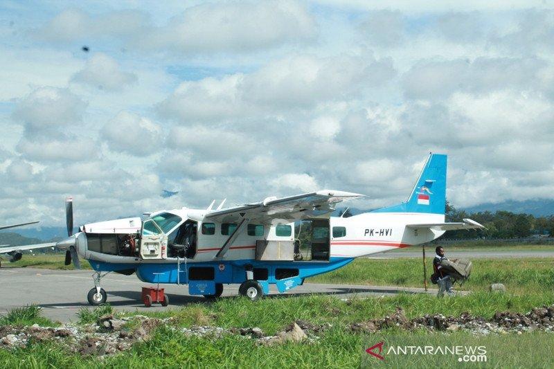BMKG Wamena belum keluarkan peringatan kepada maskapai