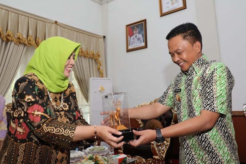 Pemkot Bogor pelajari layanan PSC 119 di Bantaeng