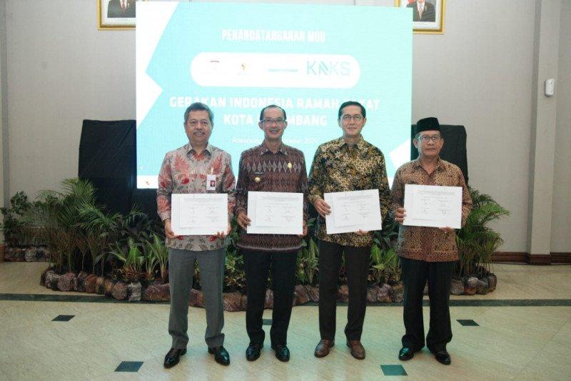 Pemerintah Kota Palembang dorong potensi ekonomi syariah