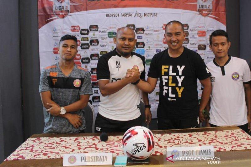 Persiraja Banda Aceh mewaspadai PSGC Ciamis