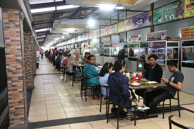Dua sentra wisata kuliner Surabaya terapkan sistem kasir tunggal