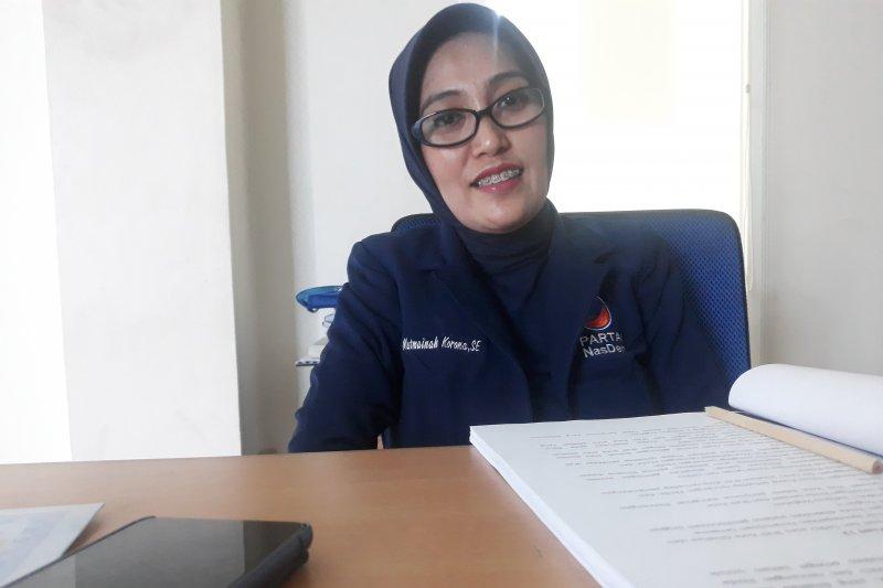 F-NasDem suarakan pentingnya perlindungan perempuan-anak di Palu