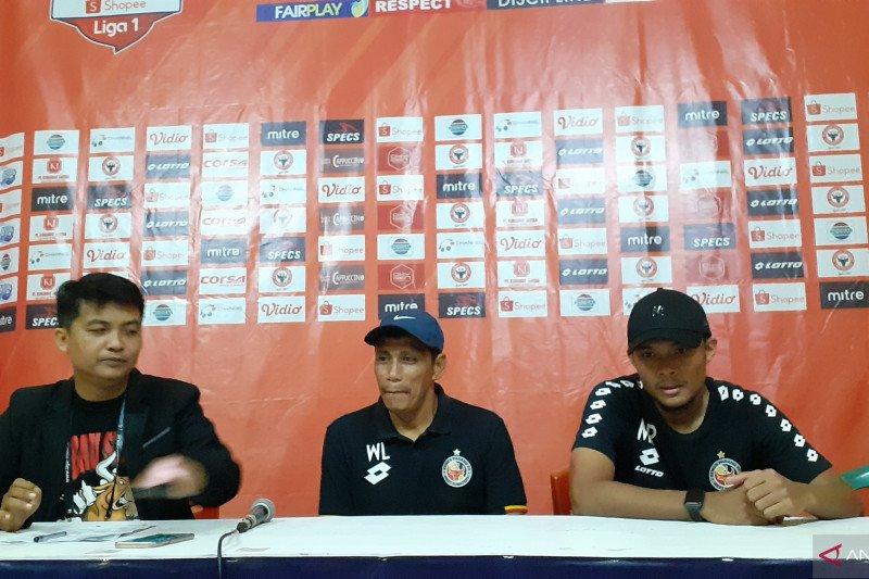 Semen Padang kalah tipis 0-1 atas tamunya PSS Sleman