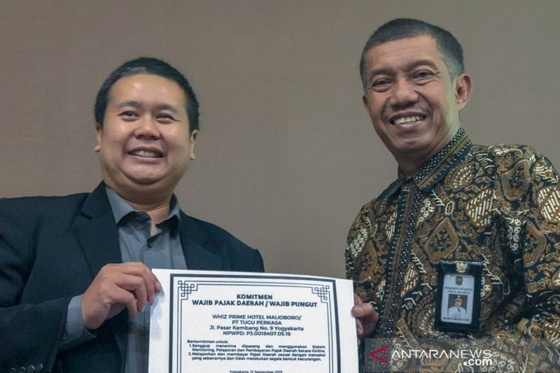 Keringanan denda pajak di Yogyakarta tak mudah diberikan