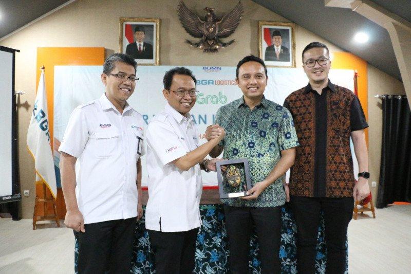 BGR Logistics jalin kerja sama dengan Grab Indonesia