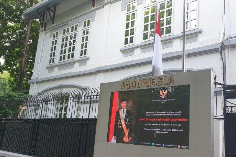Pemerintah Vietnam berduka cita atas wafatnya Habibie