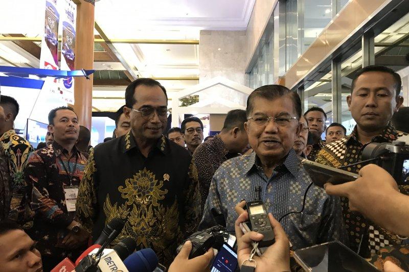Wapres: keterpilihan Ketua baru KPK harus diterima
