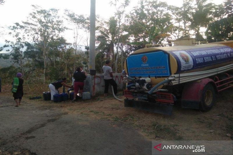 Kulon Progo keluarkan status tanggap darurat bencana kekeringan