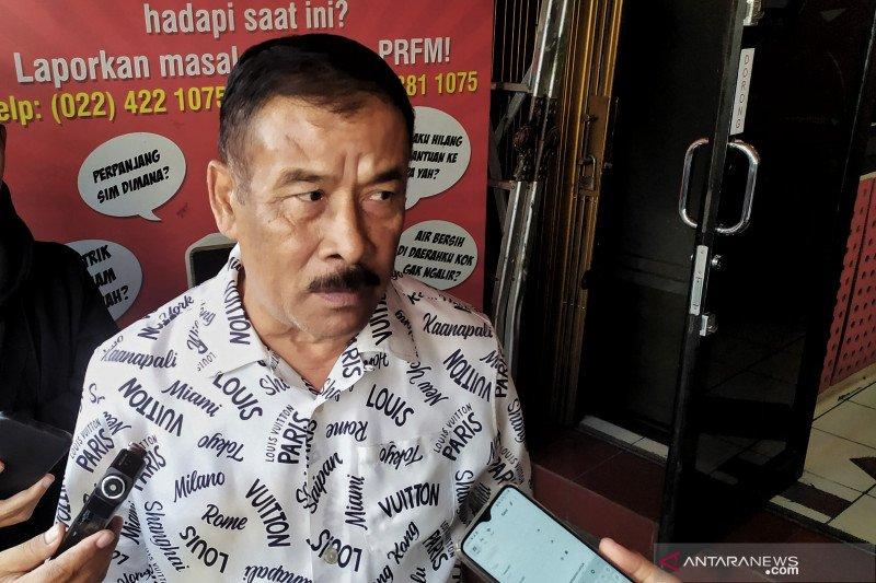 Manajer Persib Umuh Muhtar akan pensiun dalam waktu dekat