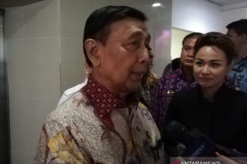 Wiranto pastikan 61 tokoh Papua wakili masyarakat untuk bertemu Presiden