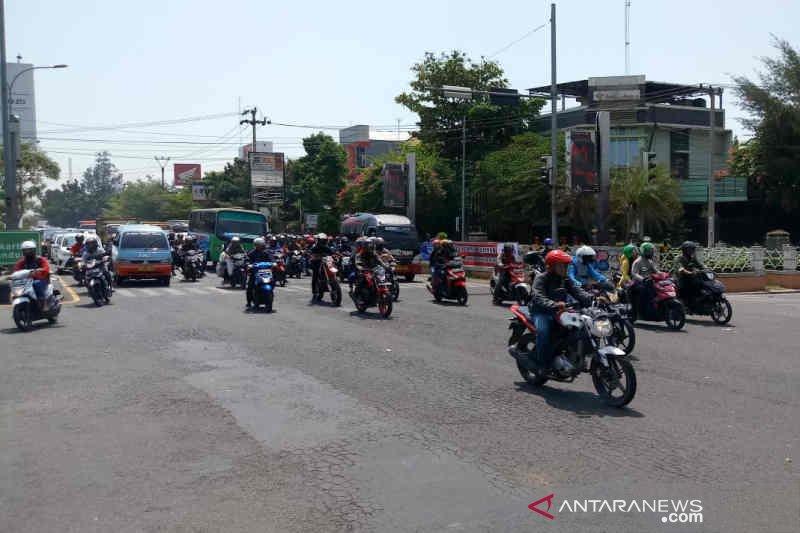 Tingkat polusi udara Kota Cirebon cukup tinggi tapi dibawah bahaya