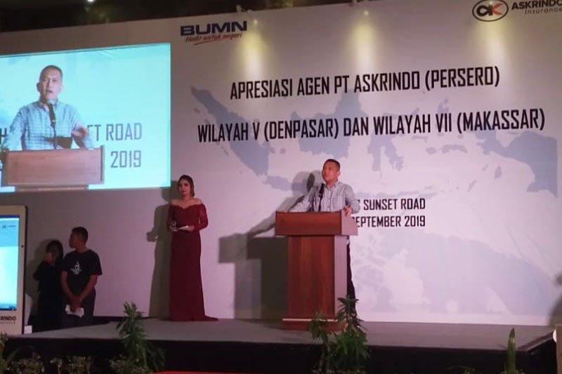 Pendapatan PT Askrindo 60 persen berasal dari keberadaan agen