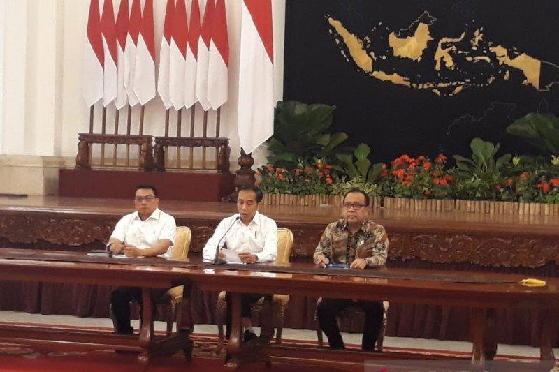 Presiden harap masyarakat berpikir jernih terkait RUU KPK