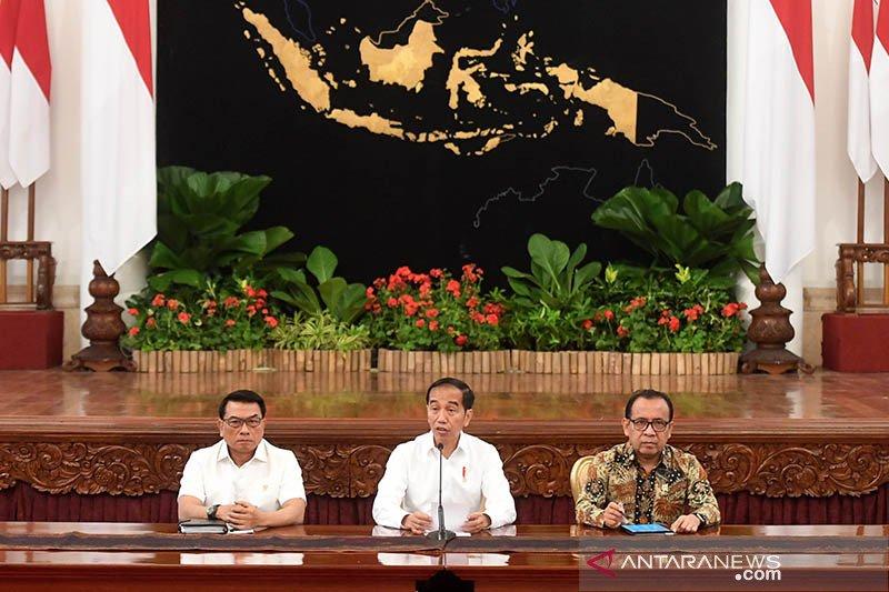 Presiden Jokowi harap masyarakat berpikir jernih terkait RUU KPK