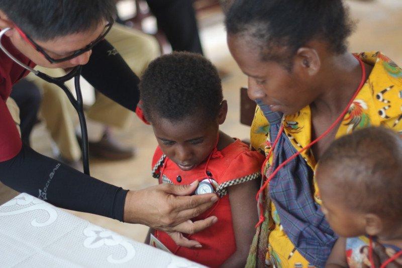 Klinik Asiki, upaya Korindo bangun Indonesia dari pinggiran
