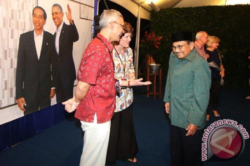 Presiden Amerika Donald Trump dan Ibu Negara Melania sampaikan duka cita atas wafatnya BJ Habibie