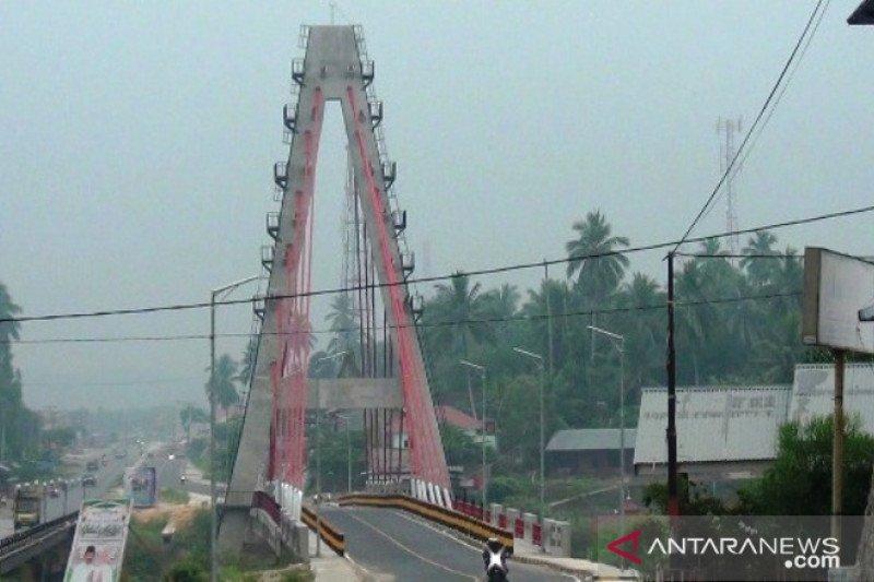 DLH Dharmasraya tak bisa memantau Kualitas udara