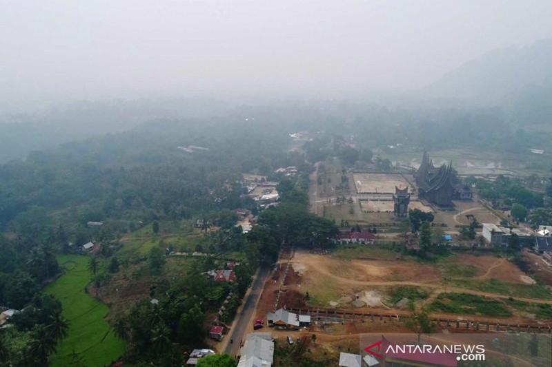 Hasil pengujian: udara di Tanah Datar tak sehat, masyarakat kurangi aktivitas luar ruangan