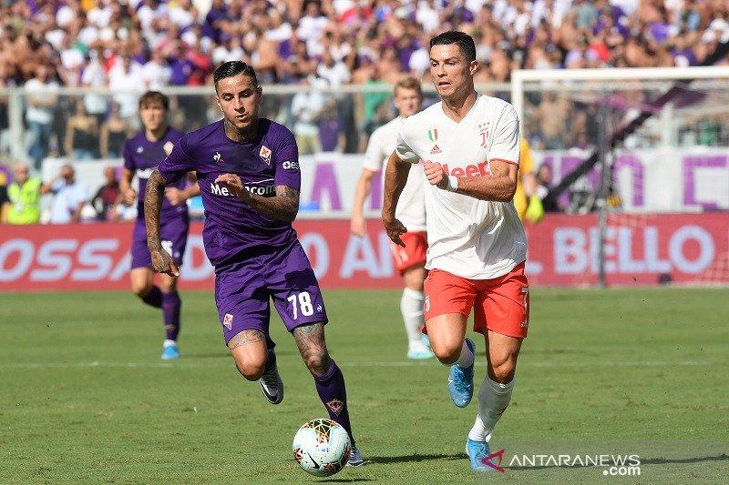 Juventus bermain imbang lawan tuan rumah Fiorentina