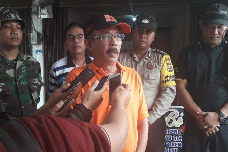 Marlis Syarif beri bantuan mesin damkar atasi karhutla Kecamatan Batang Tuaka