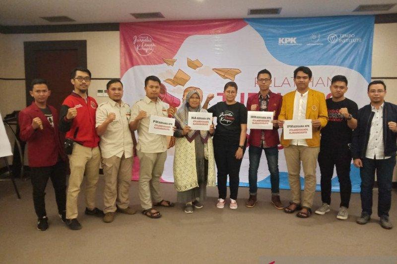 Angkatan Muda Muhammadiyah Kalimantan Tengah tolak revisi UU KPK