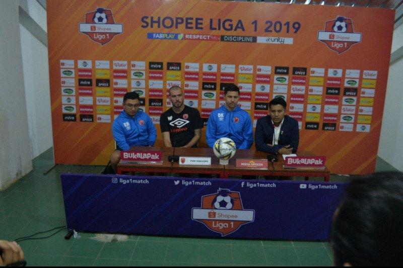 PSM Makassar sesumbar rebut kemenangan di markas Badak Lampung