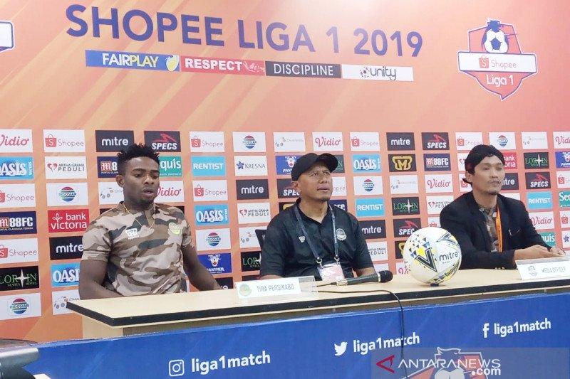 Tanggapi soal kericuhan, pelatih Tira Persikabo minta suporter lebih tertib