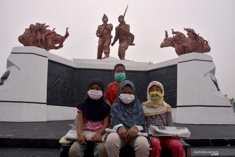 Kowani : Kabut asap merampas hak anak