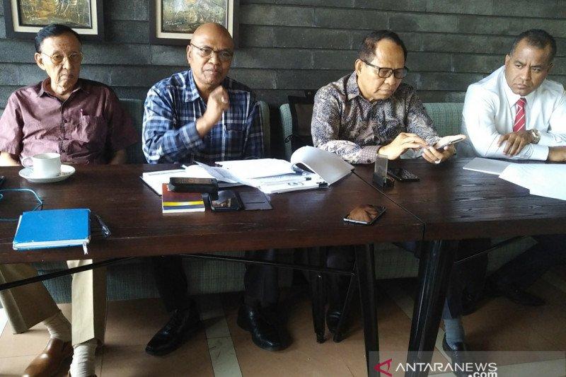 Presiden diharapkan tunjuk Plt atau lantik pimpinan baru KPK