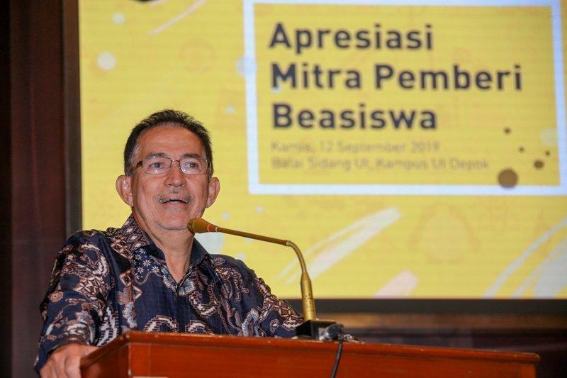 Universitas Indonesia apresiasi 123 institusi pemberi beasiswa
