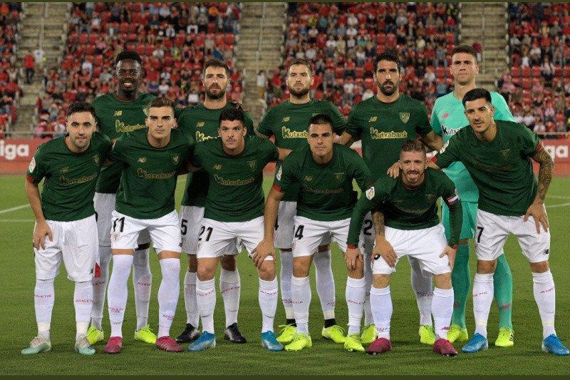 Athletic Bilbao ditahan imban Real Mallorca