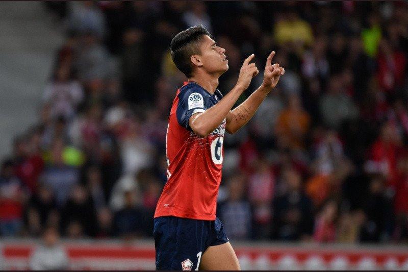 Lille raih kemenangan 2-1 atas Angers, Lyon ditahan imbang dalam Ligue 1