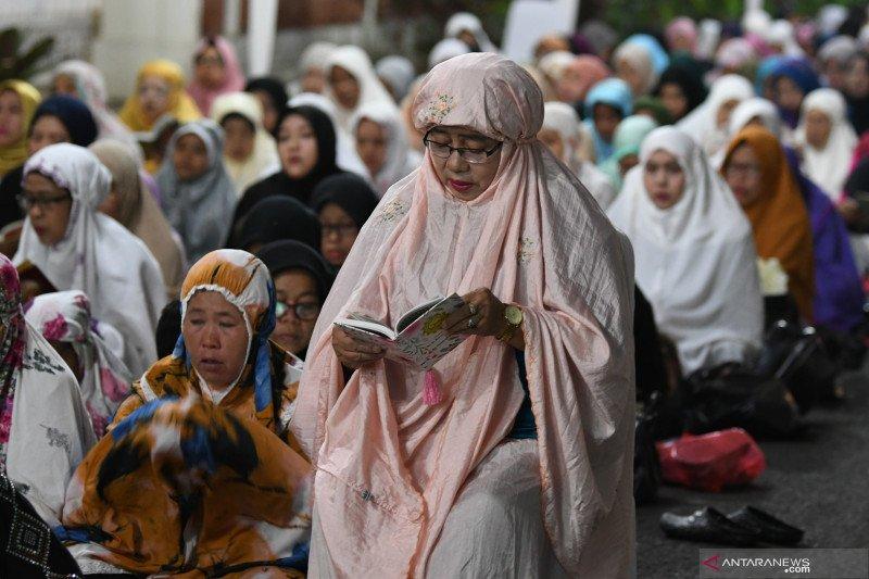 Tahlil dan doa untuk almarhum BJ Habibie