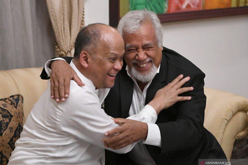 Pesan Habibie kepada Xanana bagi pembangunan Timor Leste
