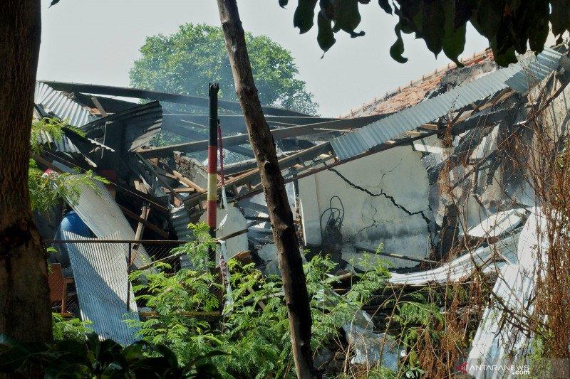Ledakan di Mako Brimob Semarang, dari bom sisa Perang Dunia II