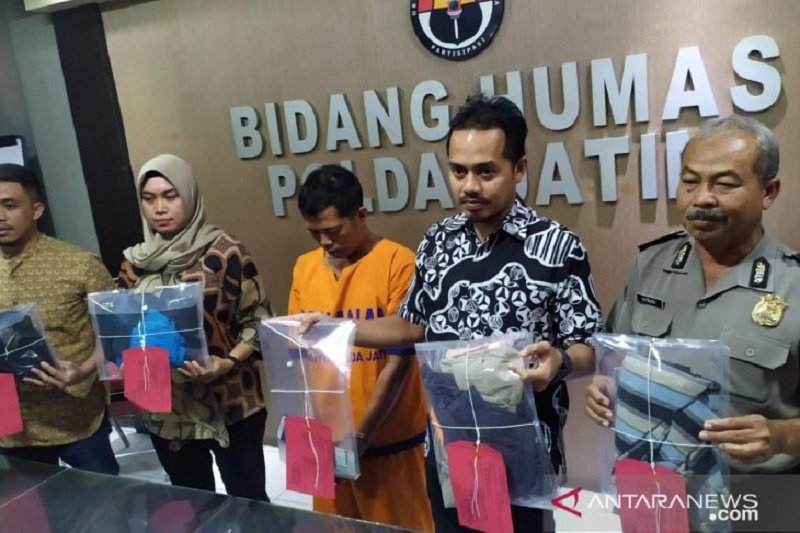 Polisi bekuk pelaku pencabulan 19 anak