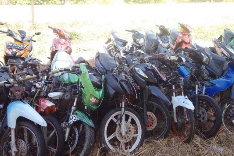 Operasi Patuh Polres Kepulauan Talaud jaring 241 pelanggar