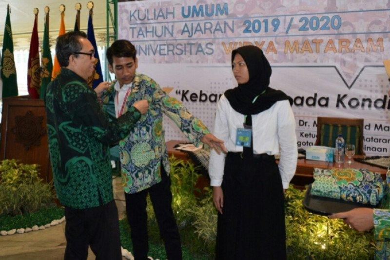 Rektor UWM: PKKMB untuk ciptakan generasi berintegritas