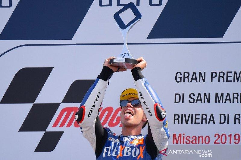 Fernandez menang dramatis di San Misano, Dimas Ekky absen