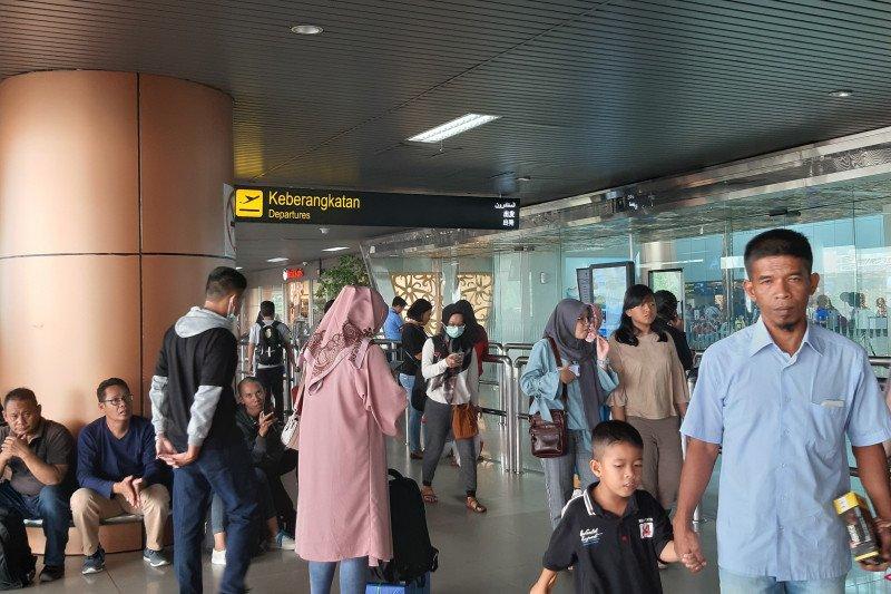 15 penerbangan dari dan ke Bandara Supadio Pontianak terganggu kabut asap