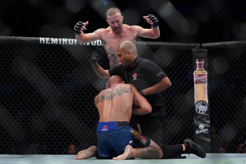 UFC akan dilanjutkan pada 9 Mei tanpa kehadiran penonton