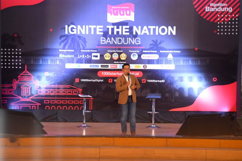 Ridwan Kamil ajak Startup atasi masalah ekonomi Jabar
