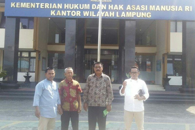 Tungku dari Desa Braja Luhur Lampung Timur dipatenkan
