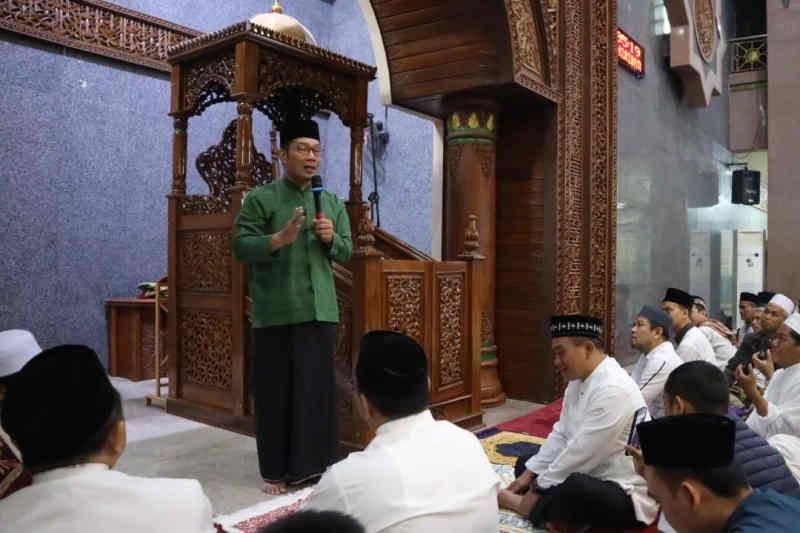Ridwan Kamil minta daerah kawasan Rebana siapkan SDM