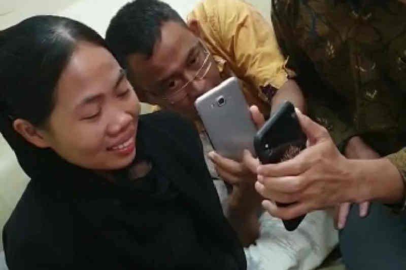 TKW Indramayu hilang kontak 13 tahun malah tak mau pulang